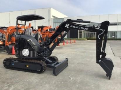 プロ野球コラボ建機-出品機械01